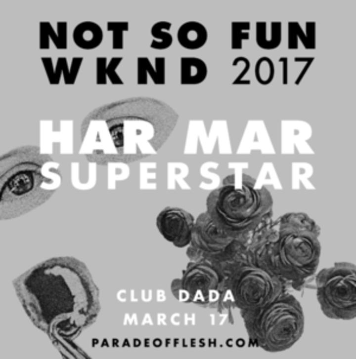 Har Mar Superstar @ Club Dada - Dallas, TX
