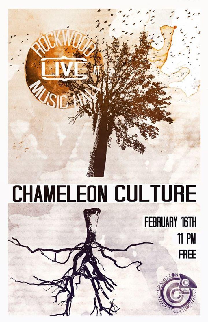 Chameleon Culture Tour Dates