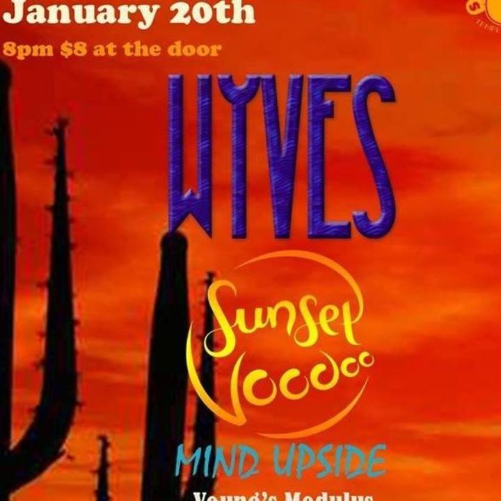 Mind Upside Tour Dates