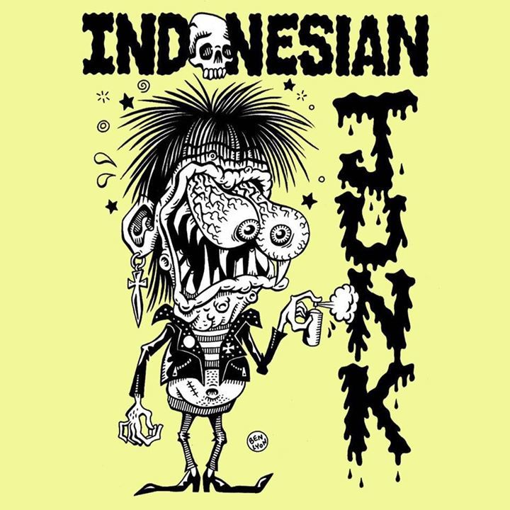 Indonesian Junk Tour Dates