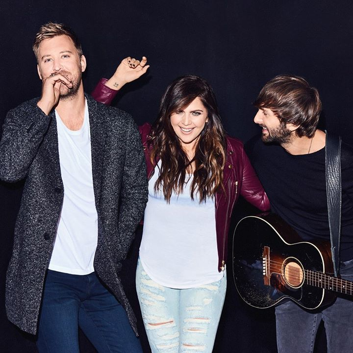 Lady Antebellum @ clyde auditotium - Glasgow, United Kingdom