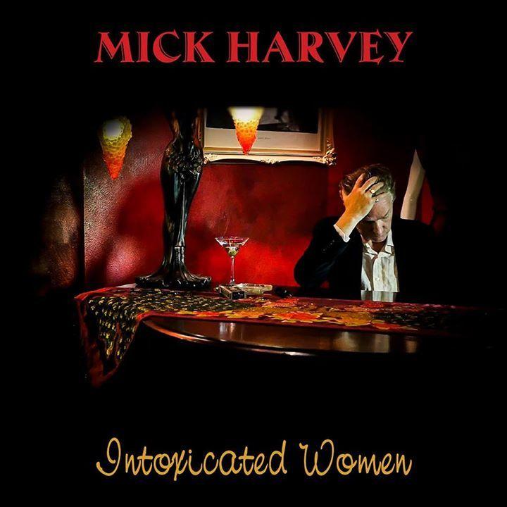 Mick Harvey Tour Dates