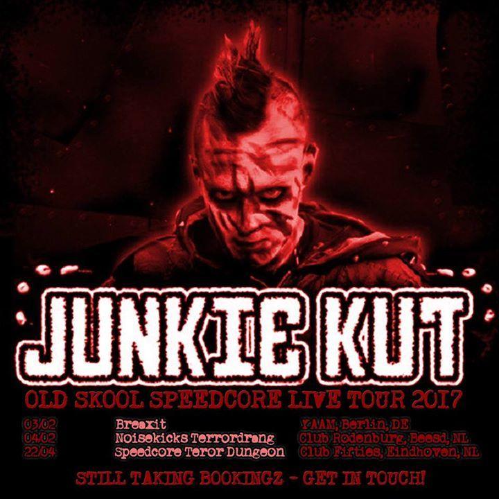 Junkie Kut (Official Fan Page) Tour Dates