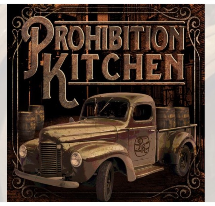 Prohibition Kitchen the copper tones - st. augustine concert tickets - the copper
