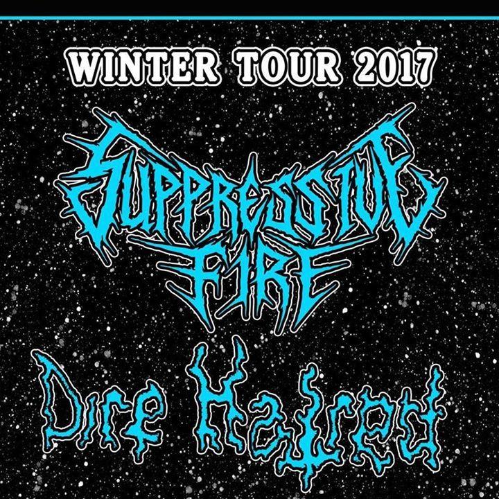 Dire Hatred Tour Dates