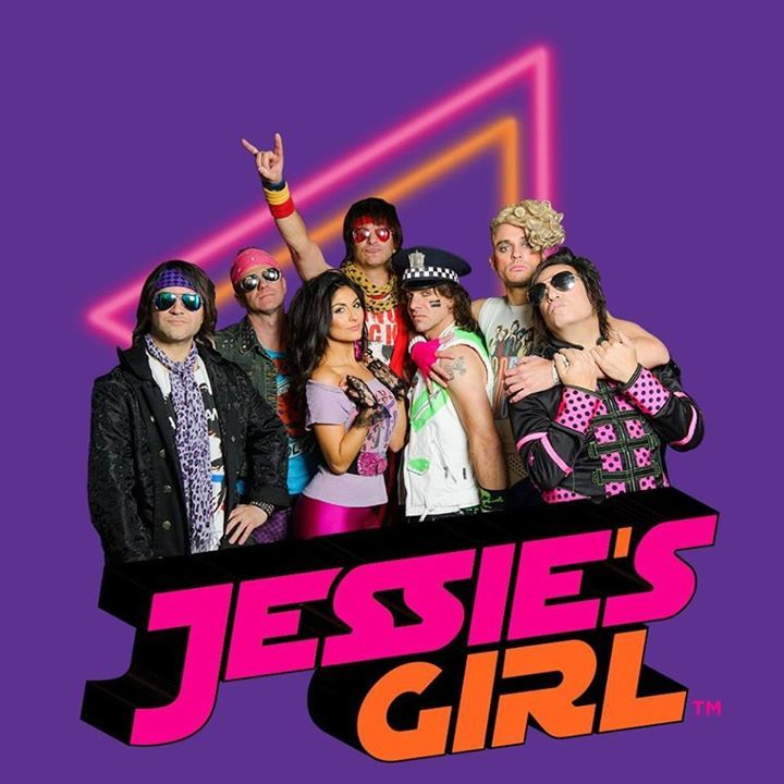Jessie's Girl Tour Dates