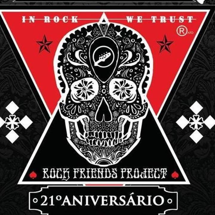 Rock Friends Project Tour Dates