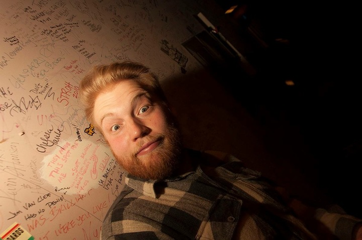 Nate Armbruster @ Gregory's Comedy Club - Cocoa Beach, FL