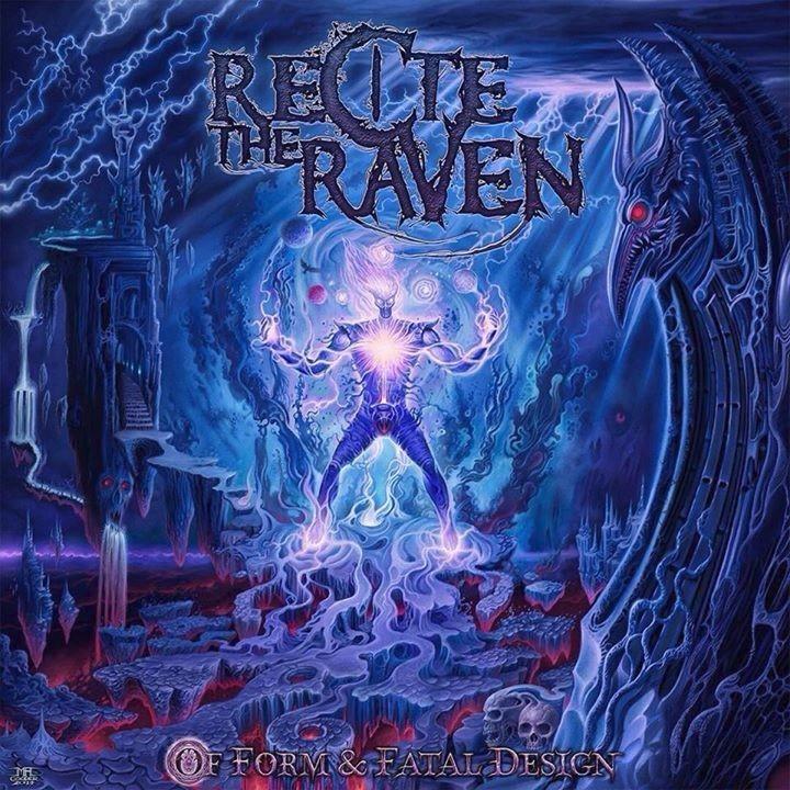 Recite The Raven Tour Dates
