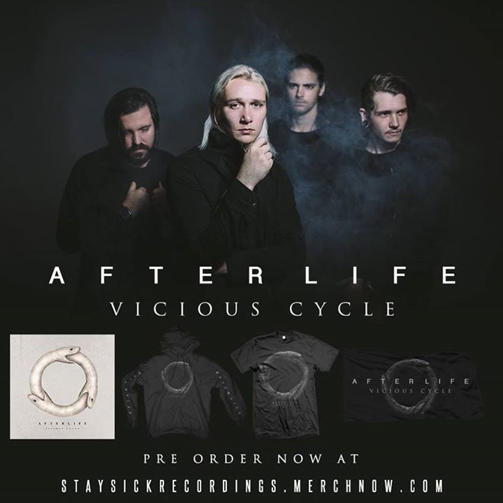 Afterlife Tour Dates