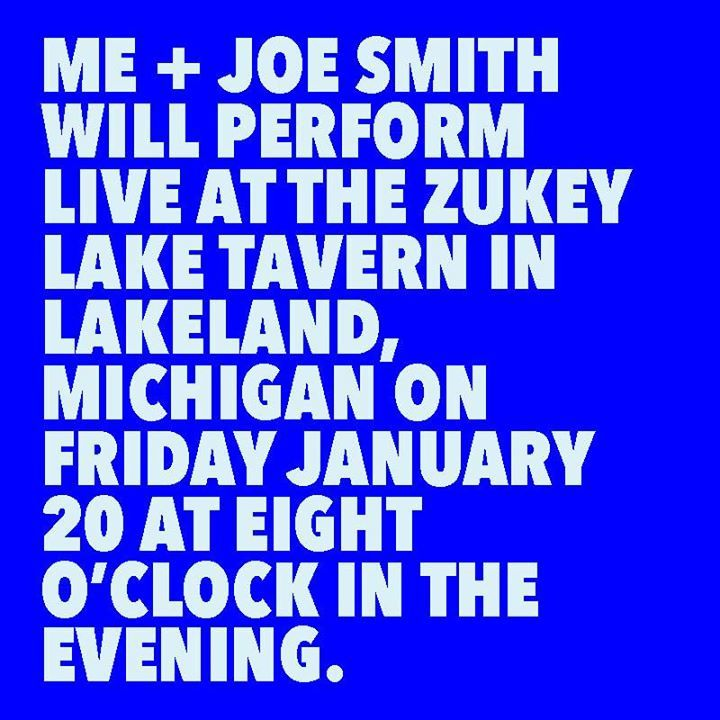 Me + Joe Smith Tour Dates