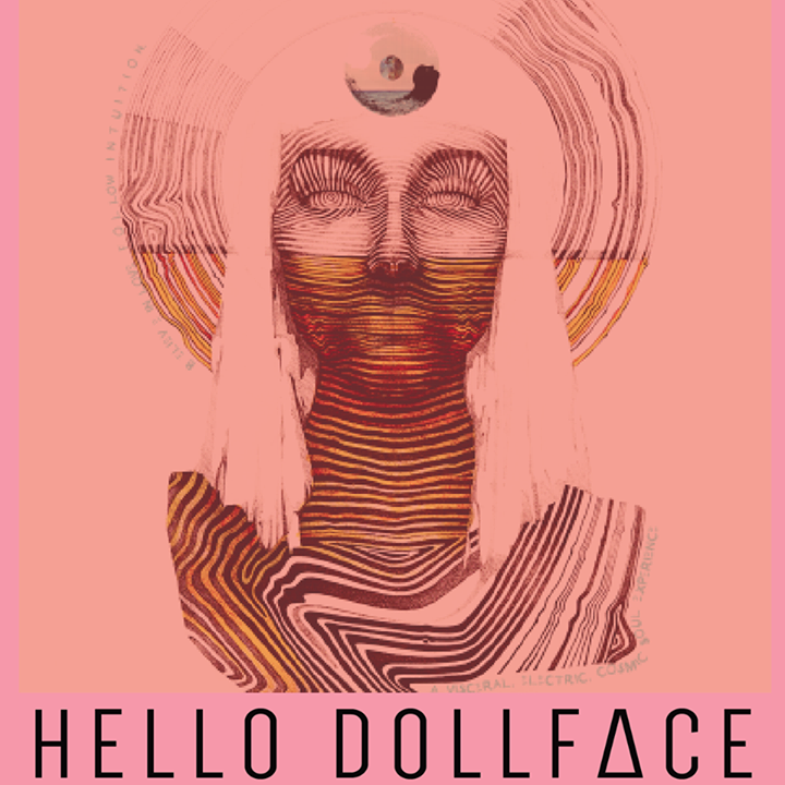 hello dollface @ Taos Mesa Brewing Mothership - El Prado, NM