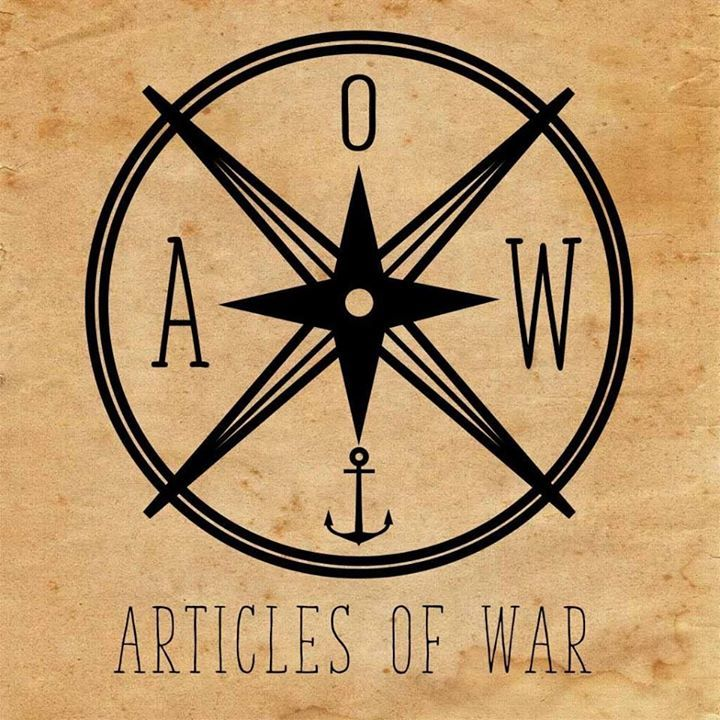 Articles Of War Tour Dates