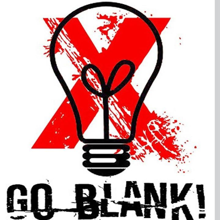 Go Blank Tour Dates