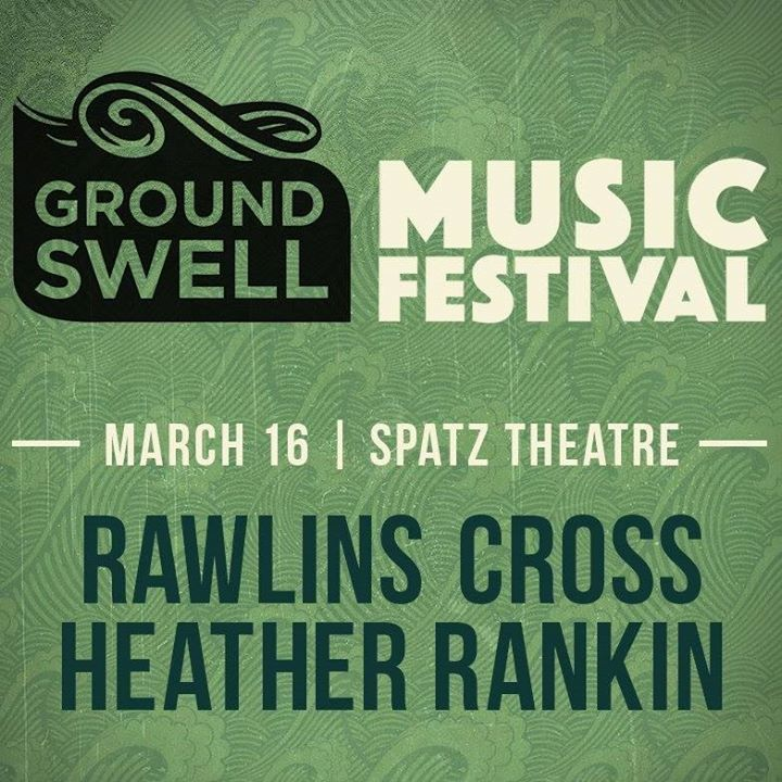 Rawlins Cross Tour Dates