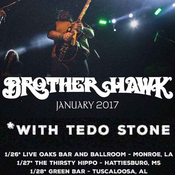 Brother Hawk Tour Dates