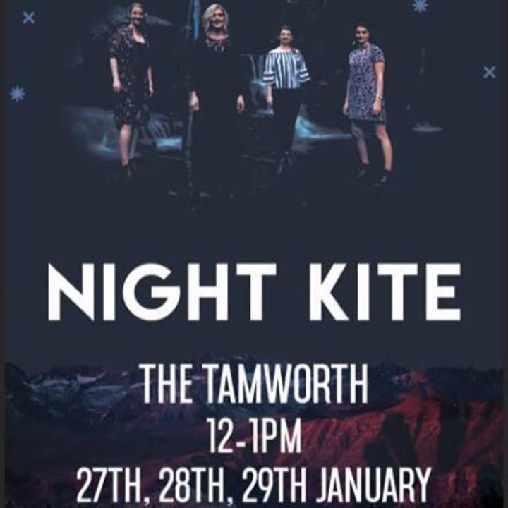 Night Kite Tour Dates