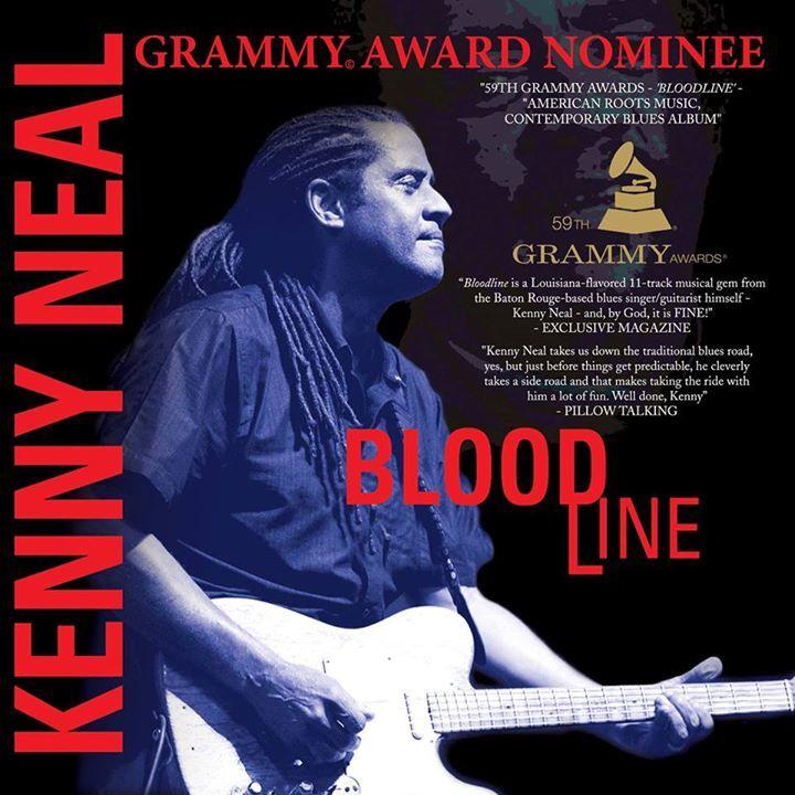 Kenny Neal Tour Dates