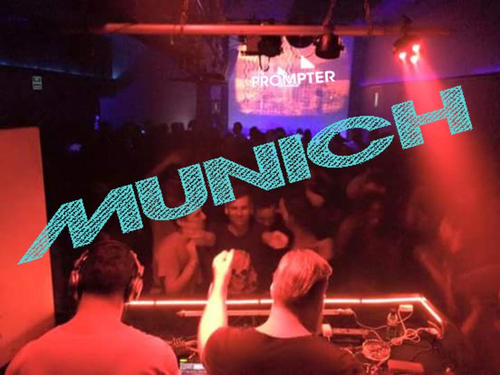 Prompter @ BLOCKED - Munich, Germany
