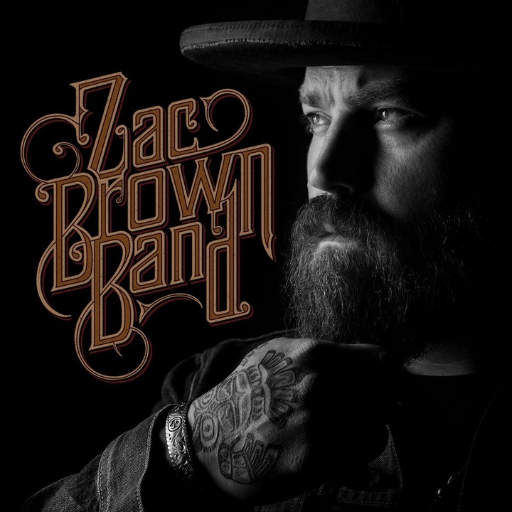 Zac Brown Band  @ ICC Sydney Theatre - Darling Harbour, Australia