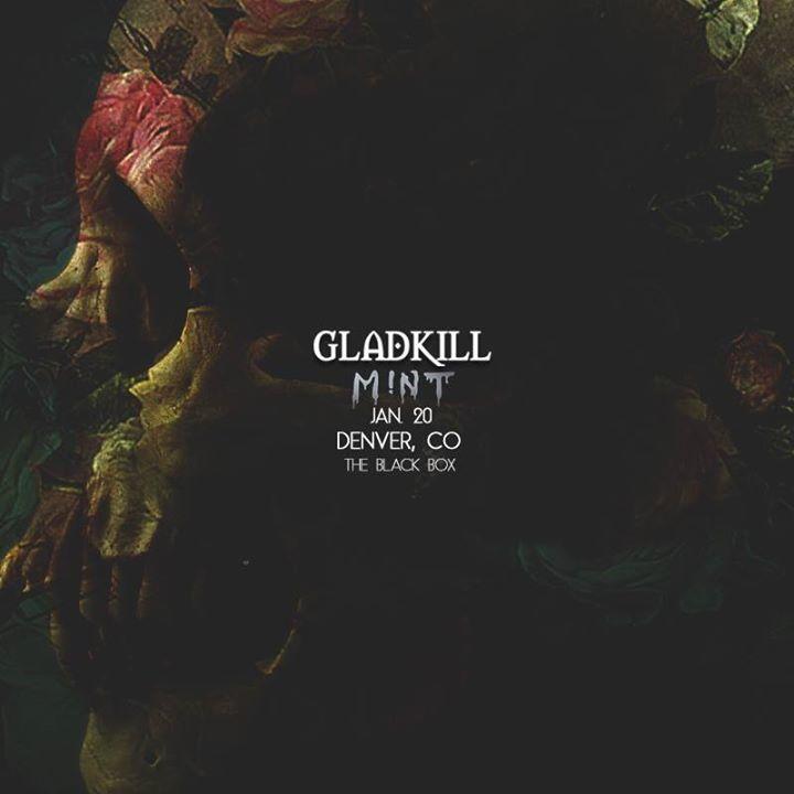 Gladkill Tour Dates