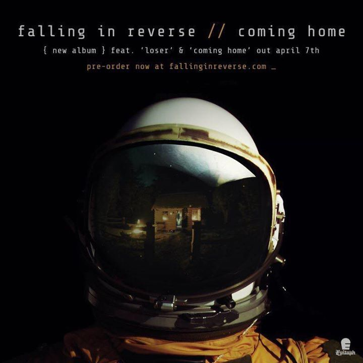 Falling In Reverse Fans Tour Dates