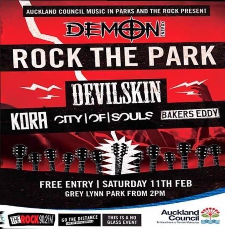 Kora @ ASB Baypark Arena  - Tauranga, New Zealand