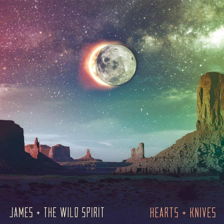 James & The Wild Spirit Tour Dates