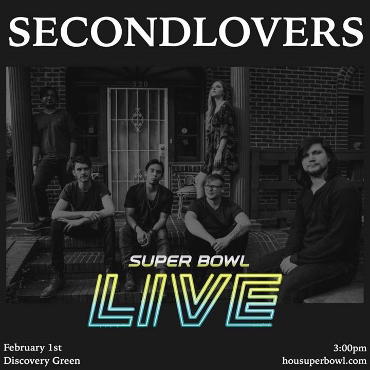 Second Lovers Tour Dates