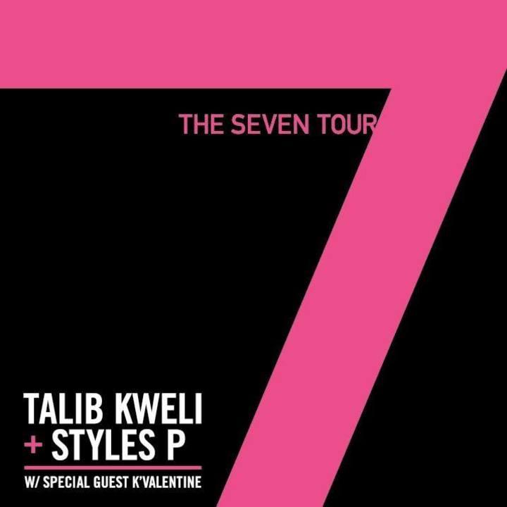 Talib Kweli @ Motorco Music Hall - Durham, NC