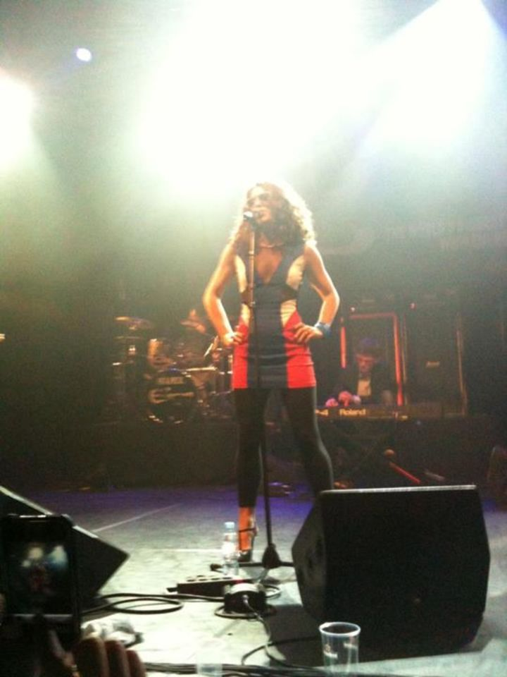 Lara Martinez Tour Dates