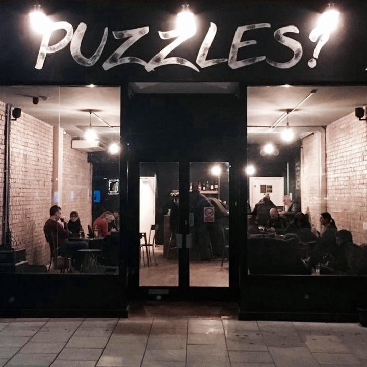 SKYFIGHT (UK) @ Puzzles? - Peterborough, United Kingdom