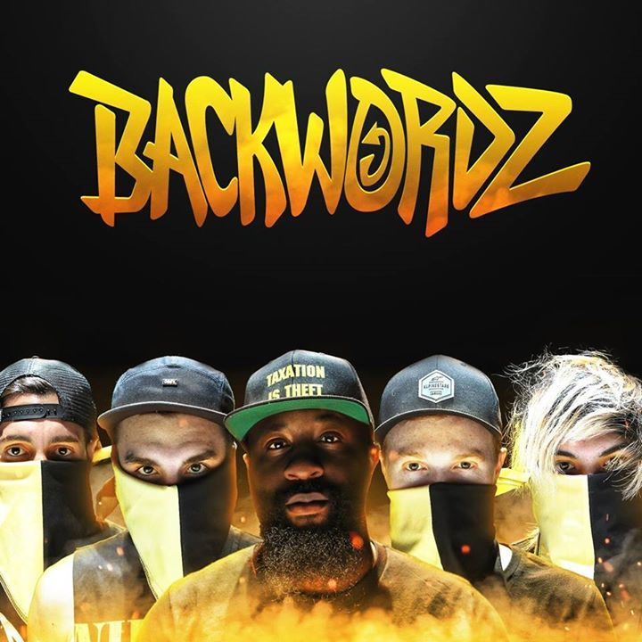 BackWordz Tour Dates