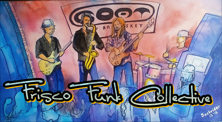 The Frisco Funk Collective @ The Historic Brown - Breckenridge, CO