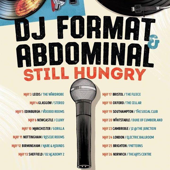 Abdominal Tour Dates