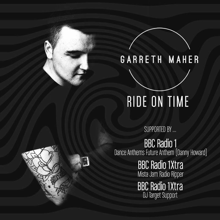 Garreth Maher Official Tour Dates