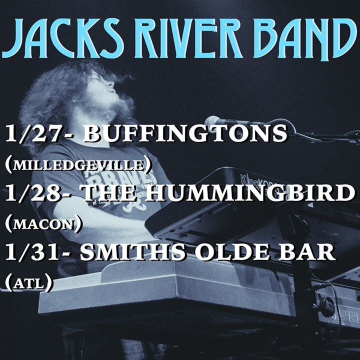 Jacks River @ Niks Backporch - Marietta, GA