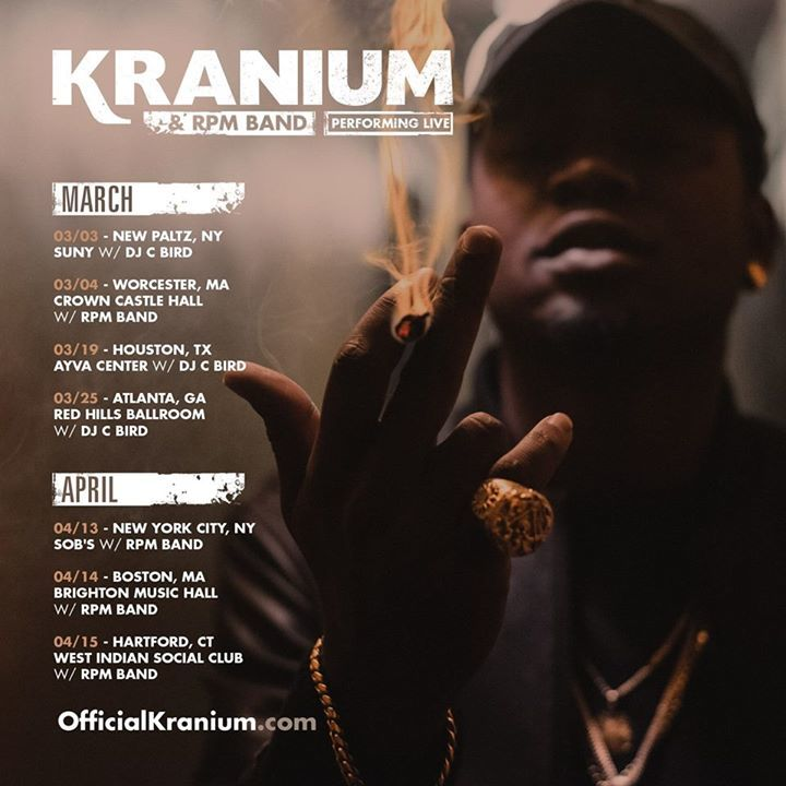 Kranium @ House of Blues - Cleveland, OH