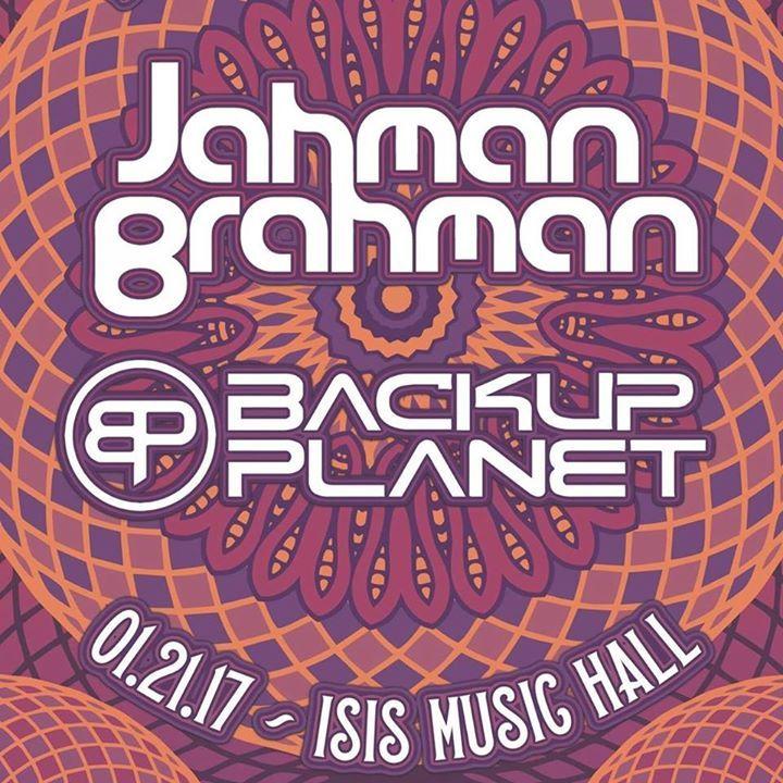 Jahman Brahman @ Newport Music Hall - Columbus, OH