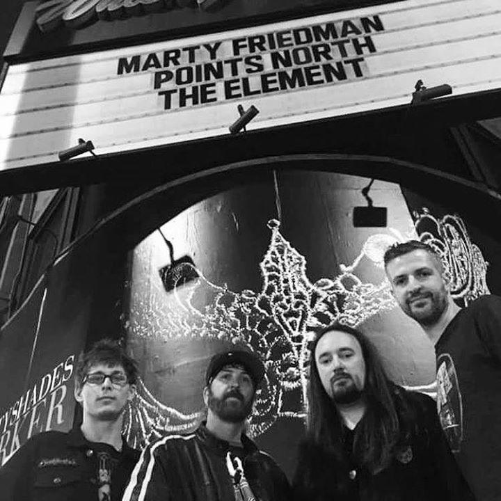 The Element Tour Dates