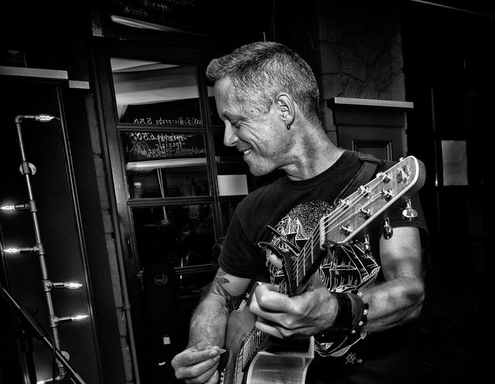 Morgan Finlay @ Rack n Roll - Remscheid, Germany