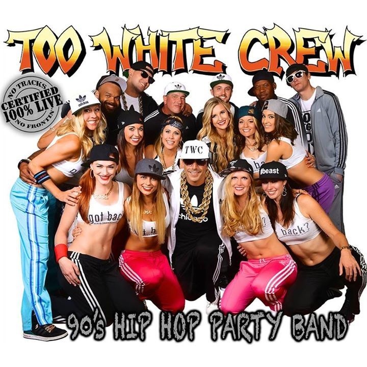 Too White Crew @ Gippers ll - Coal City, IL