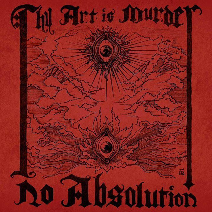 Thy Art Is Murder Tour Dates