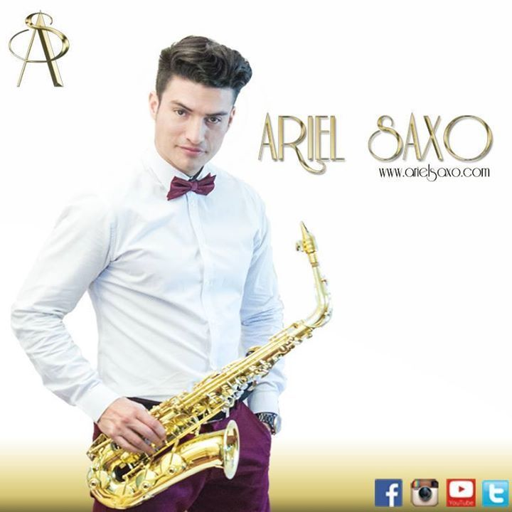 Ariel Saxo Tour Dates