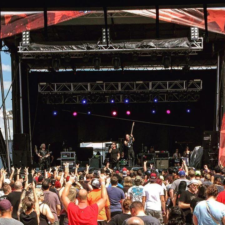 Failure Anthem @ Trees - Dallas, TX
