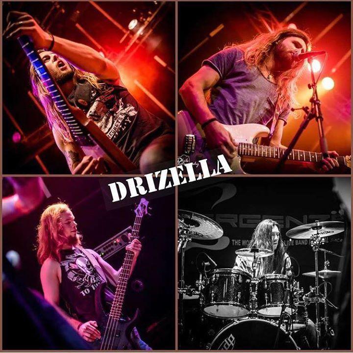 Drïzella Tour Dates