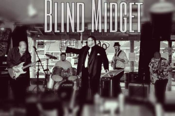 Blind Midget Blues Band Tour Dates