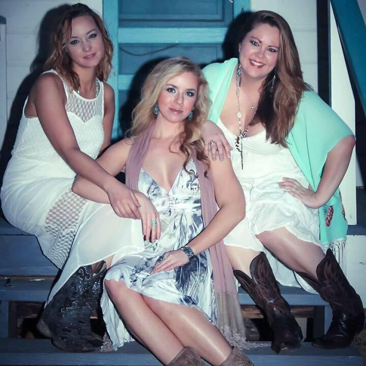 The Daughters @ Metro Go Texan Music Fest - Montgomery, TX