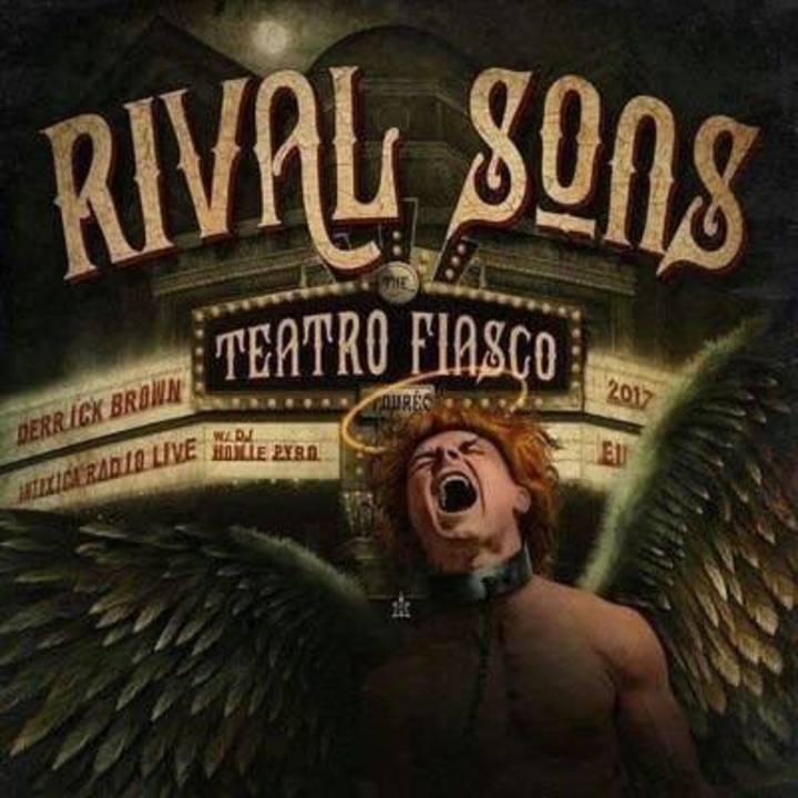Rival Sons fans Scandinavia Tour Dates