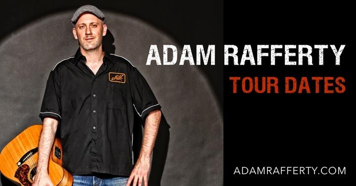 Adam Rafferty @ KulturStation Wetzlar - Wetzlar, Germany